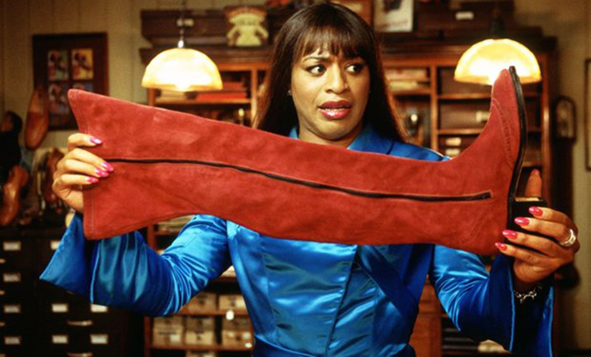 Kinky boots: Chiwetel Ejiofor