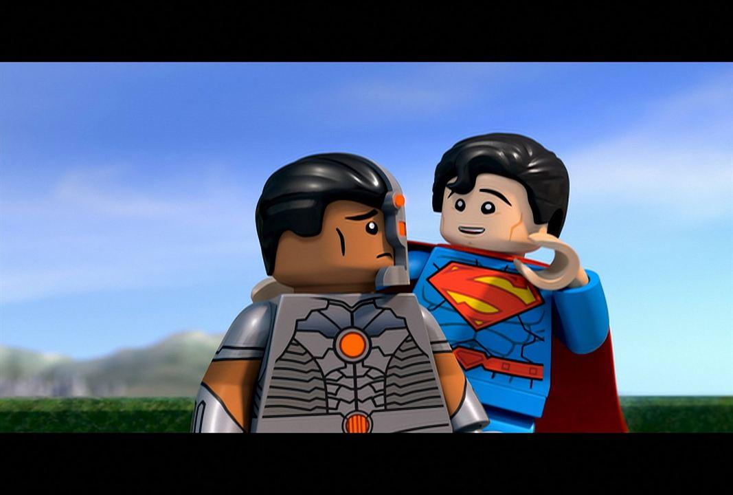 Lego DC Comics Super Heroes: Justice League: Attack of the Legion of Doom