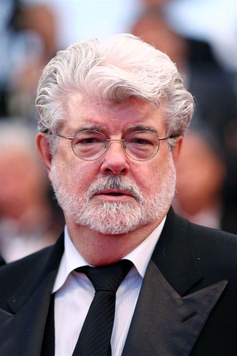 Photo promotionnelle George Lucas