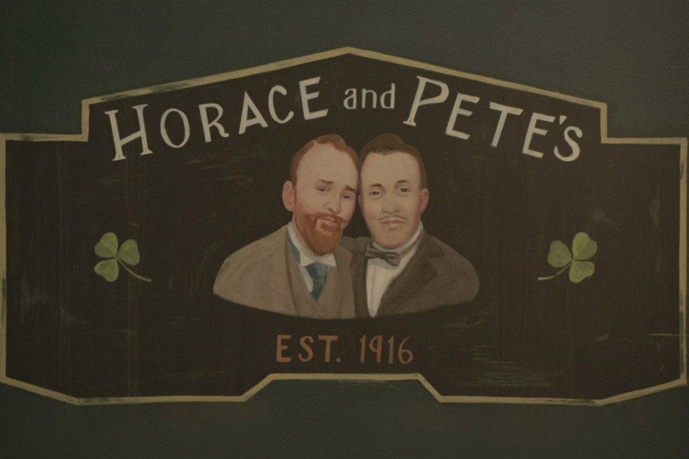 Horace and Pete : Affiche
