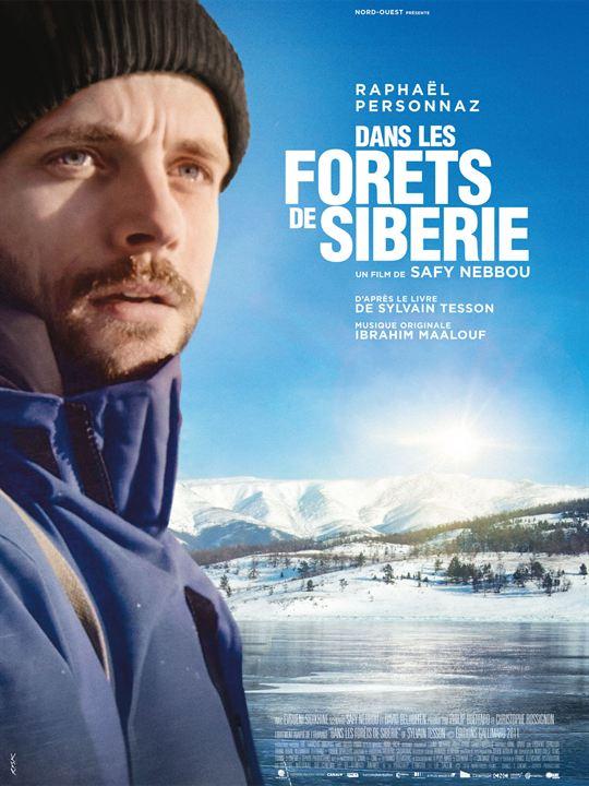 Dans les forêts de Sibérie : Affiche