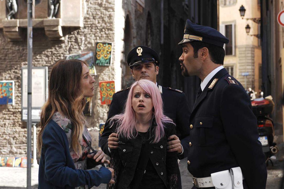 Tous les chemins mènent à Rome: Sarah Jessica Parker, Rosie Day