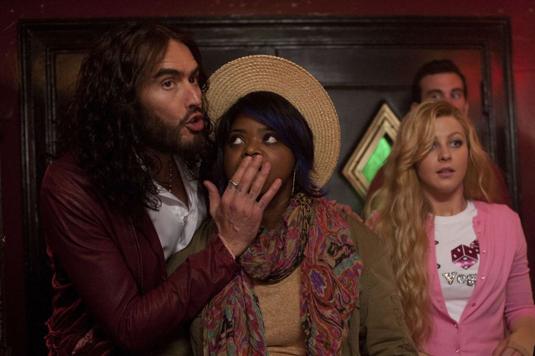 Paradis : Photo Julianne Hough, Octavia Spencer, Russell Brand