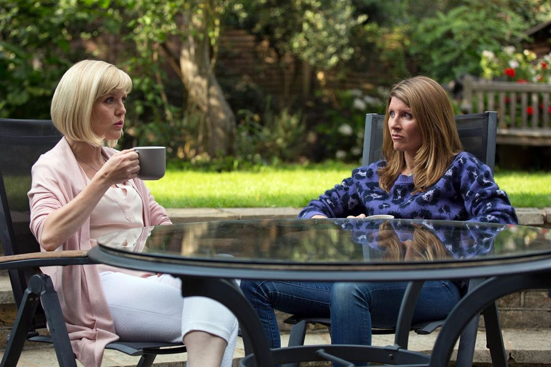 Photo Ashley Jensen, Sharon Horgan