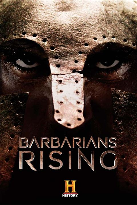 Barbarians Rising : Affiche
