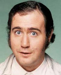 Affiche Andy Kaufman