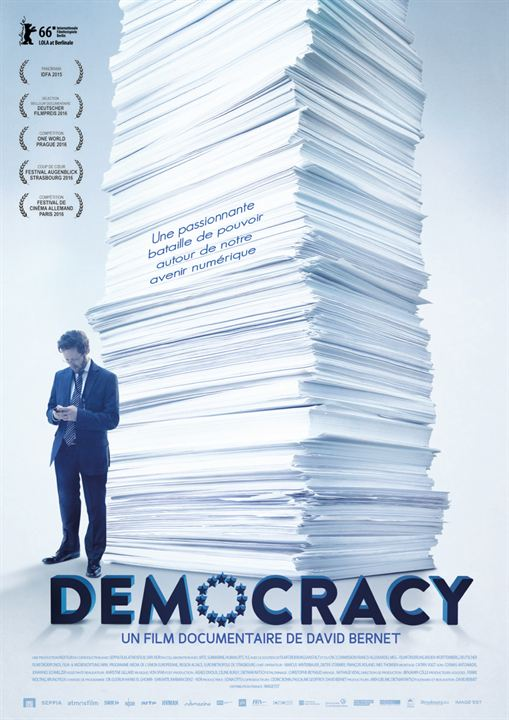 Democracy : Affiche
