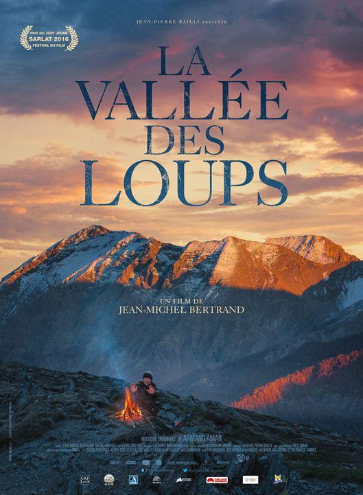 La Vallée des loups : Affiche