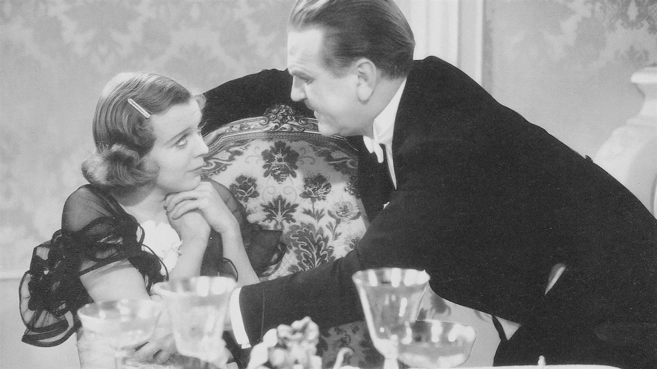 La Bonne fée : Photo Frank Morgan, Margaret Sullavan