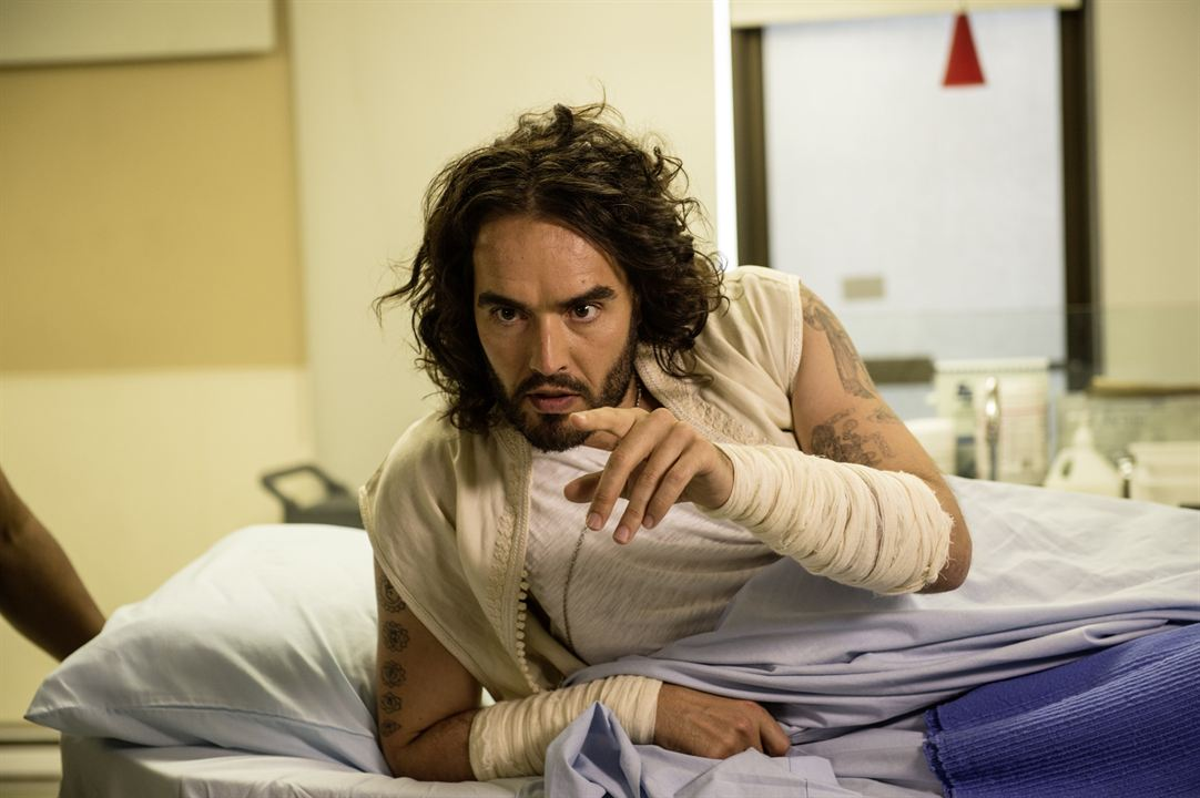 Army Of One : Photo Russell Brand