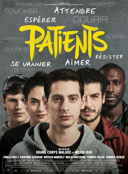 Patients : Affiche