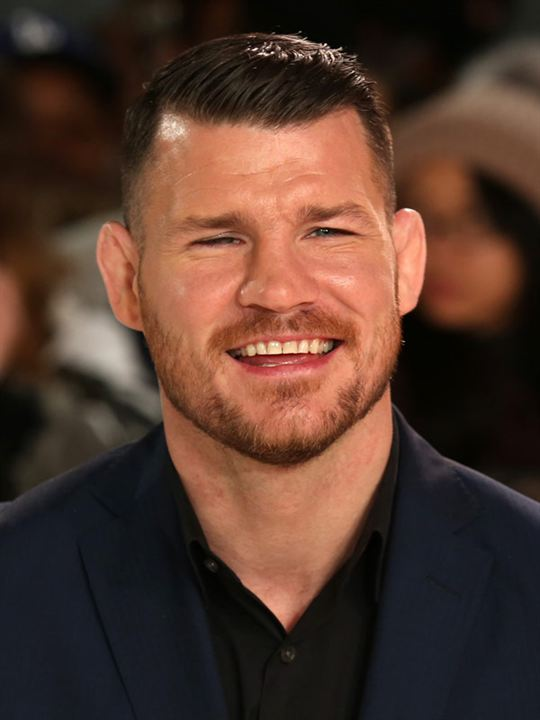 Affiche Michael Bisping