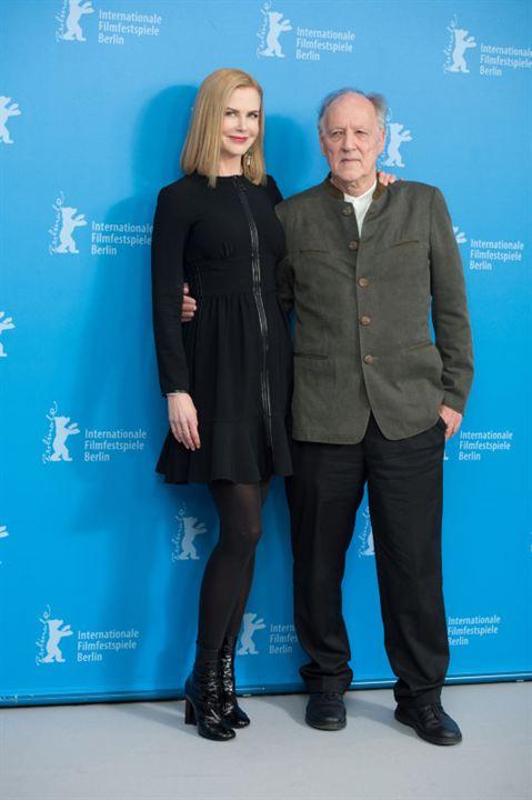Queen of the Desert : Photo promotionnelle Nicole Kidman, Werner Herzog