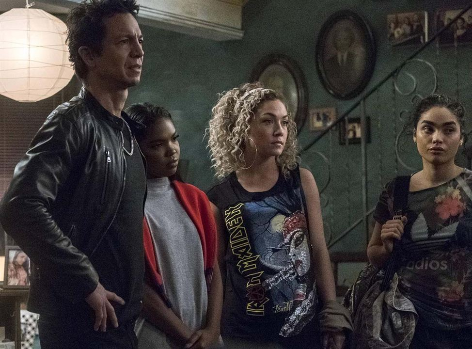 Photo Benjamin Bratt, Brittany O'Grady, Jude Demorest, Ryan Destiny