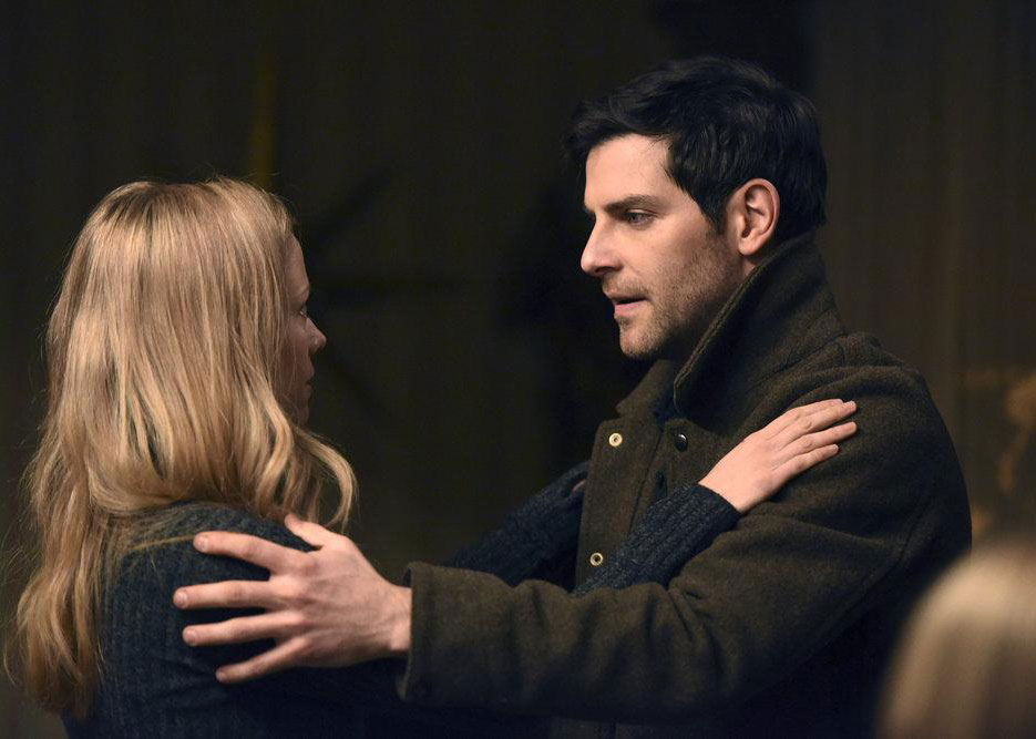 Photo Claire Coffee, David Giuntoli