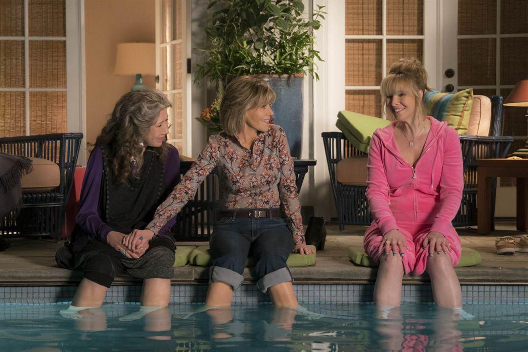 Photo Jane Fonda, Lily Tomlin, Lisa Kudrow