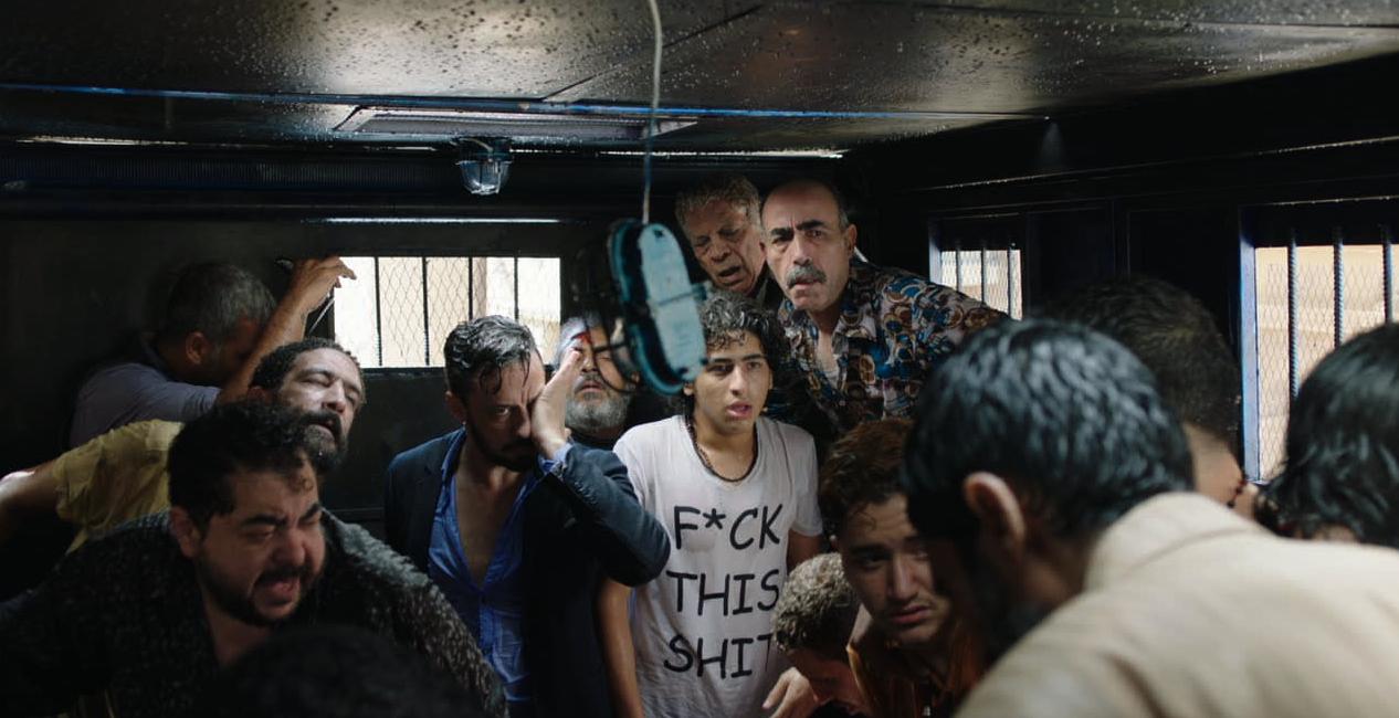 Eshtebak : Photo Hani Adel, Tarek Abdel Aziz