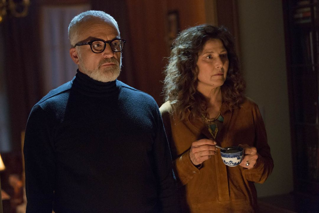 Get Out: Catherine Keener, Bradley Whitford