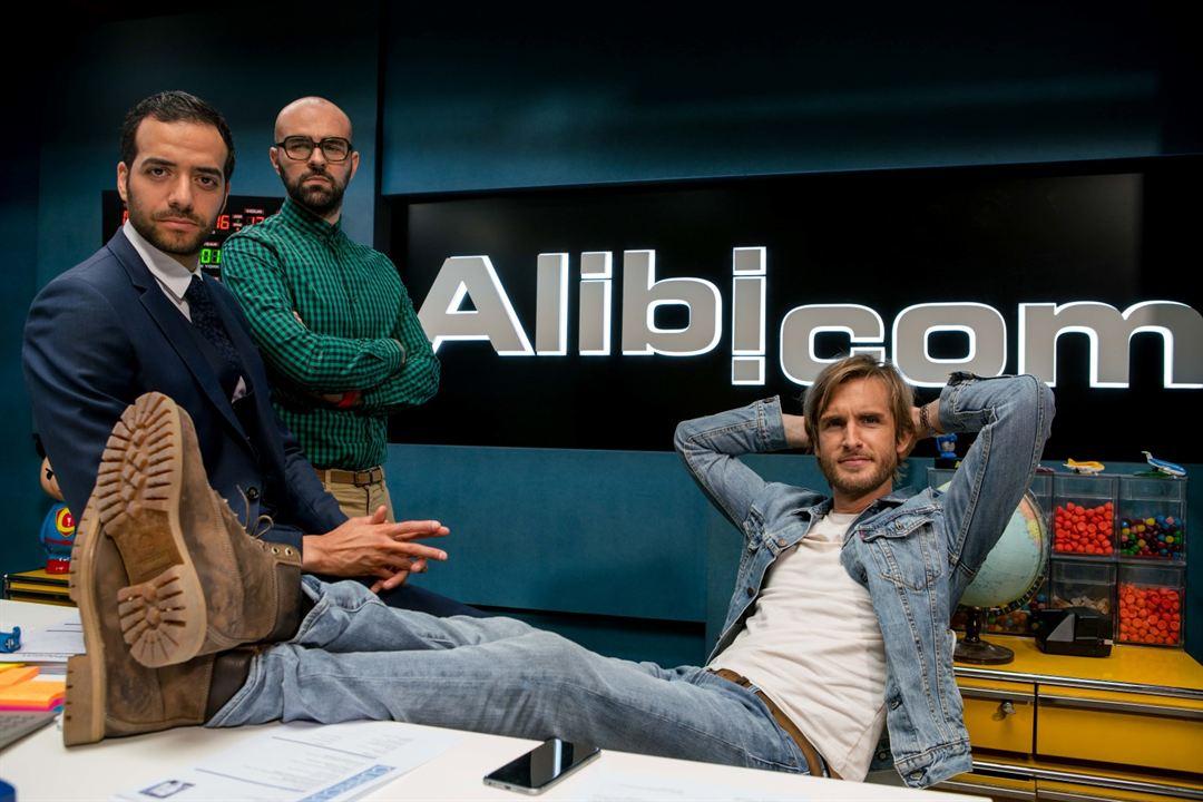 Alibi.com: Tarek Boudali, Philippe Lacheau, Julien Arruti