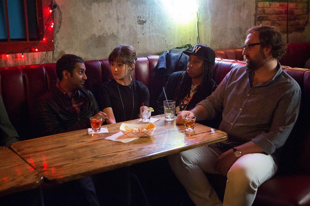 Photo Aziz Ansari, Eric Wareheim, Lena Waithe, Noël Wells