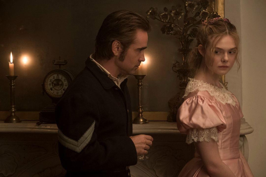 Les Proies: Elle Fanning, Colin Farrell