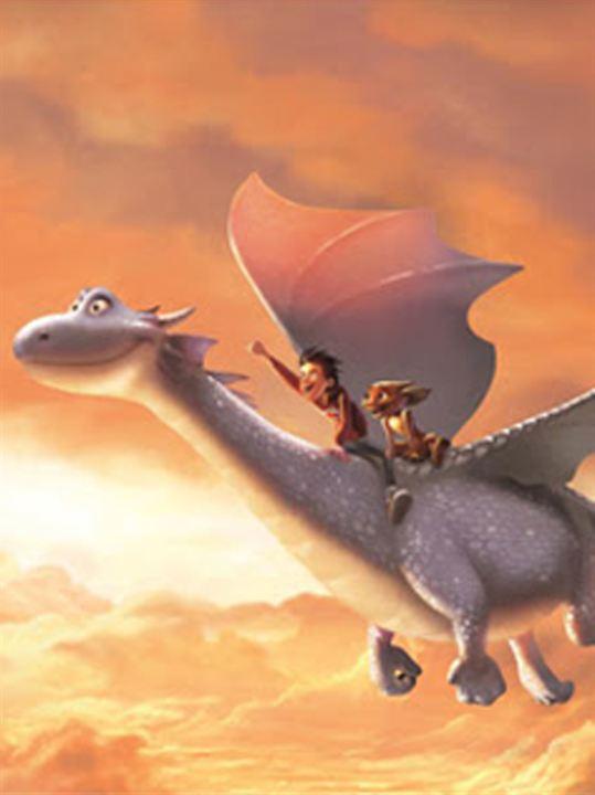 Dragon Rider : Affiche