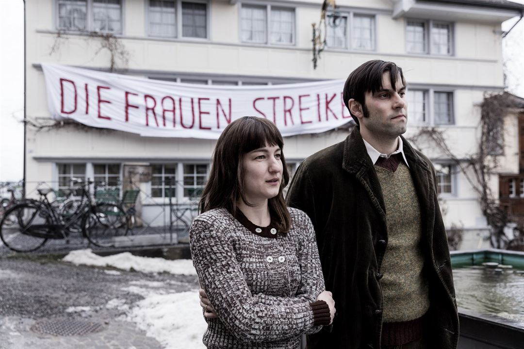 Les Conquérantes: Marie Leuenberger, Maximilian Simonischek