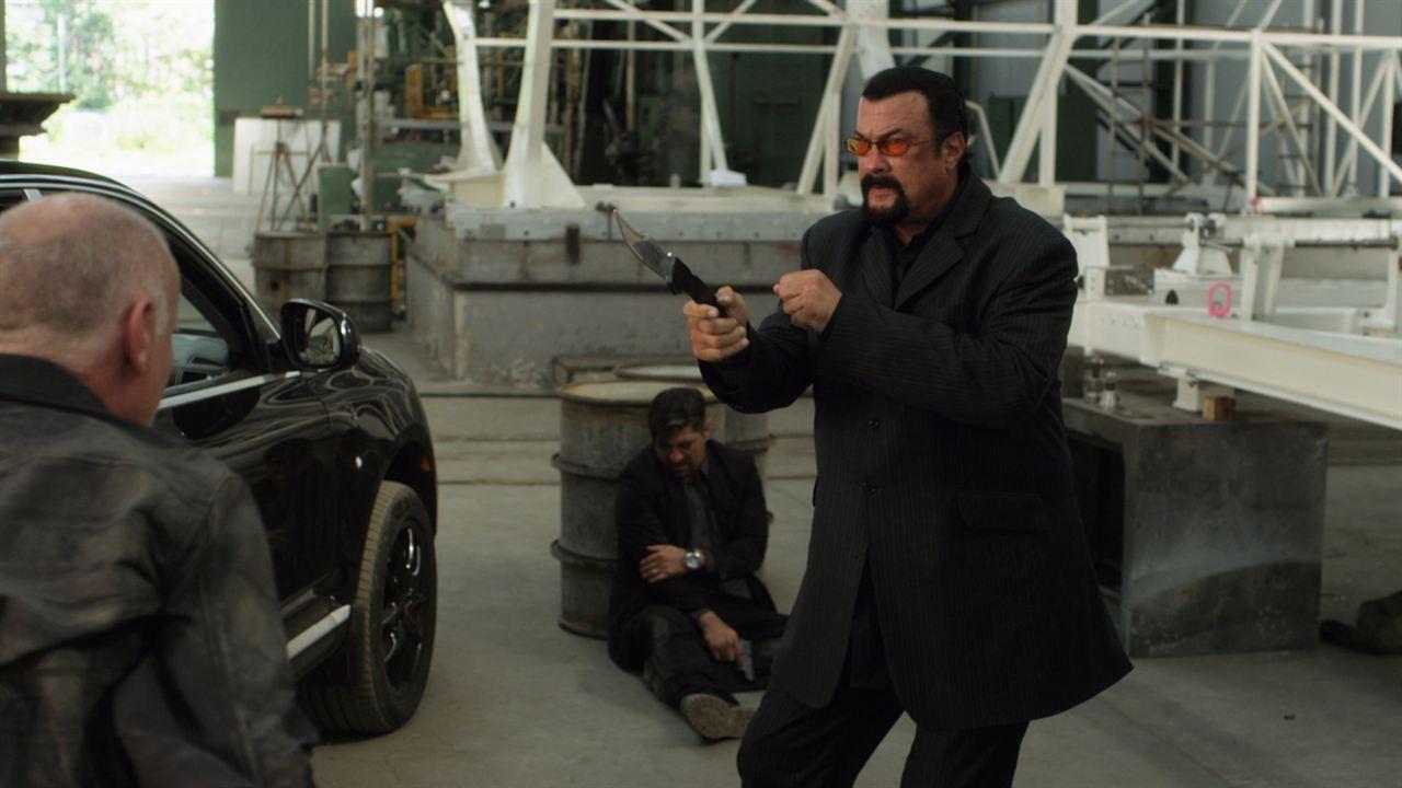 End Of A Gun: Steven Seagal