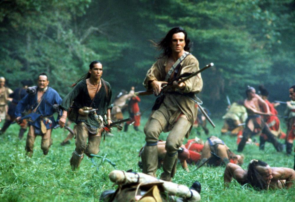 Photo de Daniel Day-Lewis - Le Dernier des Mohicans ...