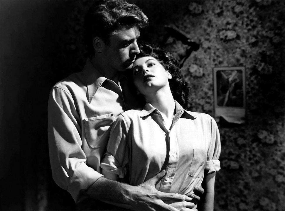 Les Tueurs : Photo Ava Gardner, Burt Lancaster