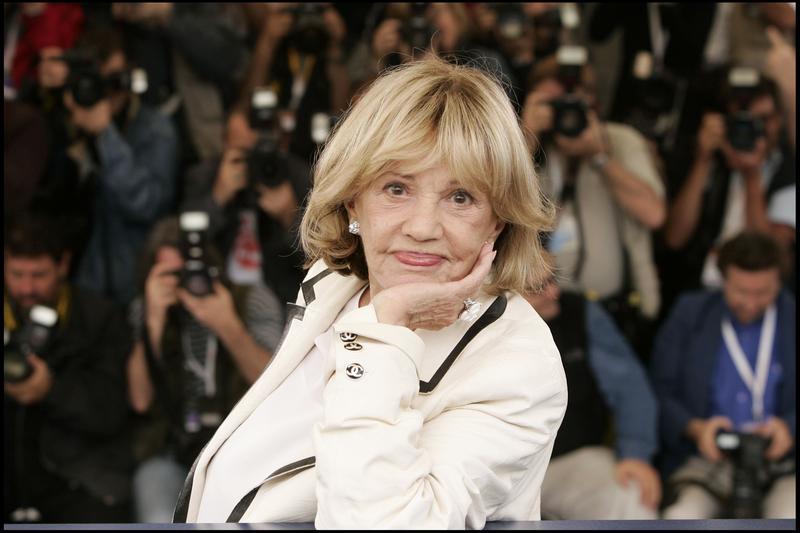 Photo promotionnelle Jeanne Moreau