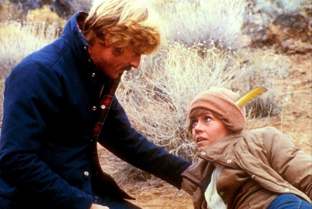 Le Cavalier électrique : Photo Jane Fonda, Robert Redford
