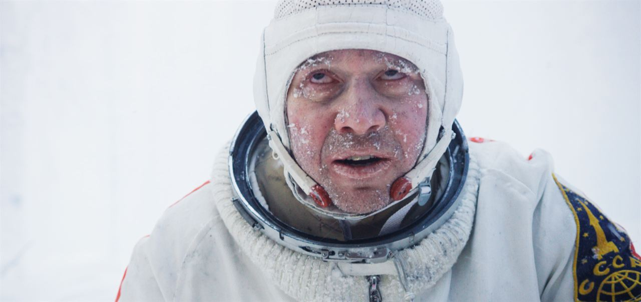 The Spacewalker: Evgeniy Mironov