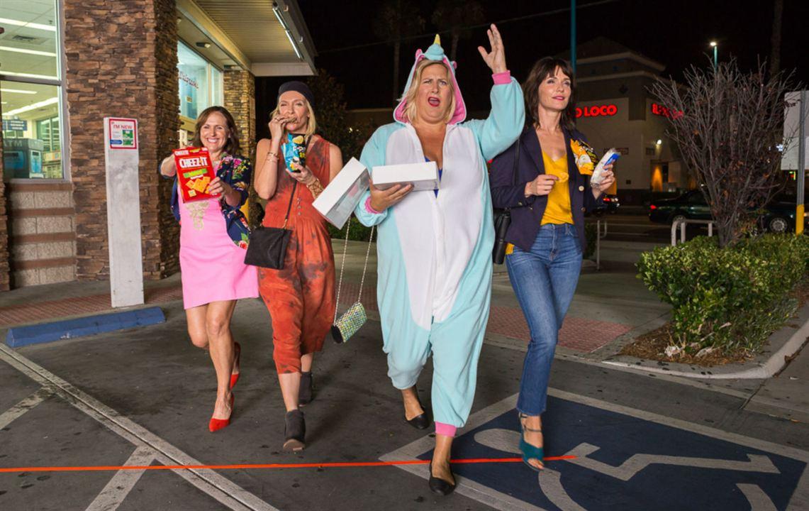 Fun Mom Dinner: Toni Collette, Molly Shannon, Katie Aselton, Bridget Everett