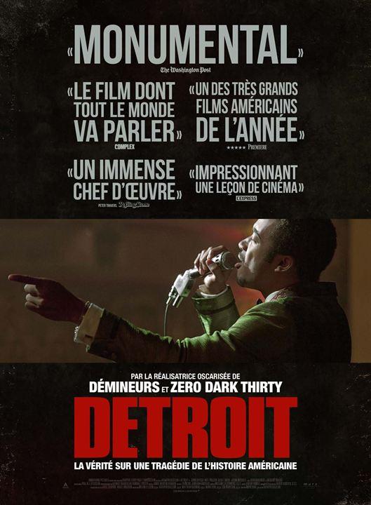 Detroit : Affiche