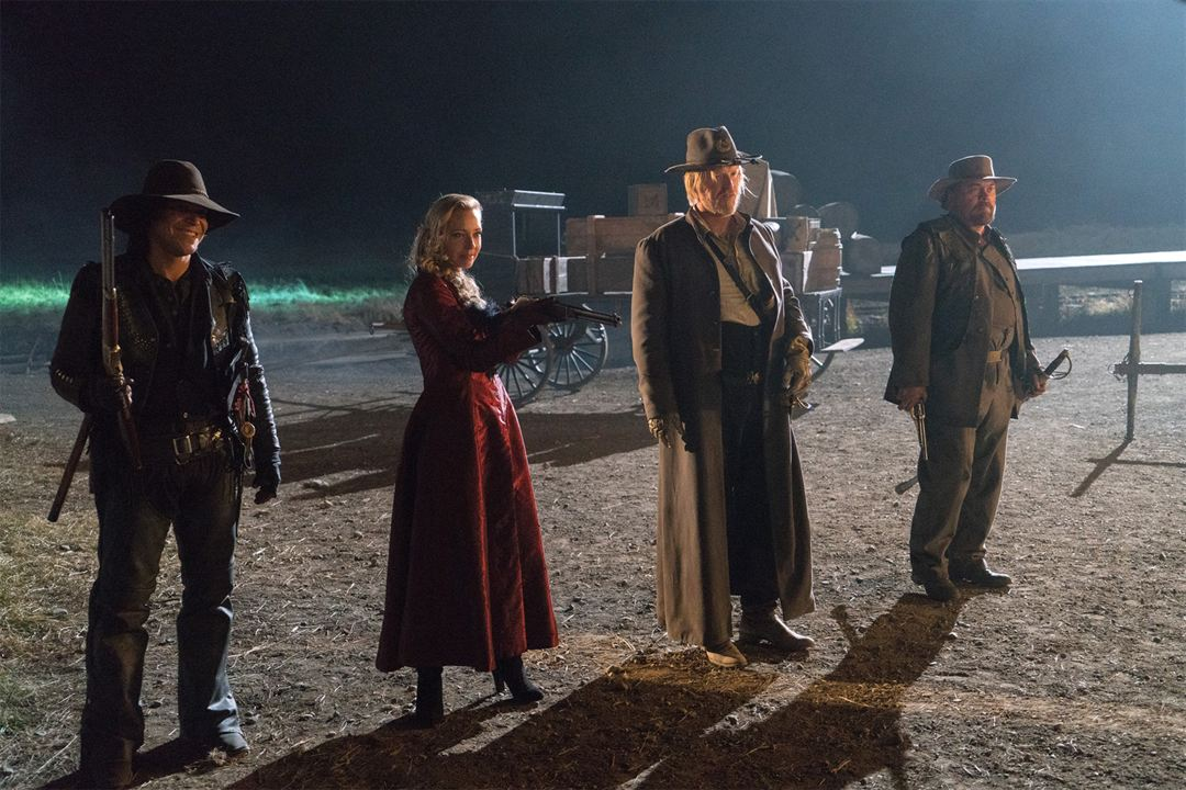 Dead Again in Tombstone : Le Pacte du Diable : Photo Jake Busey, Nathaniel Arcand, Peter Skagen
