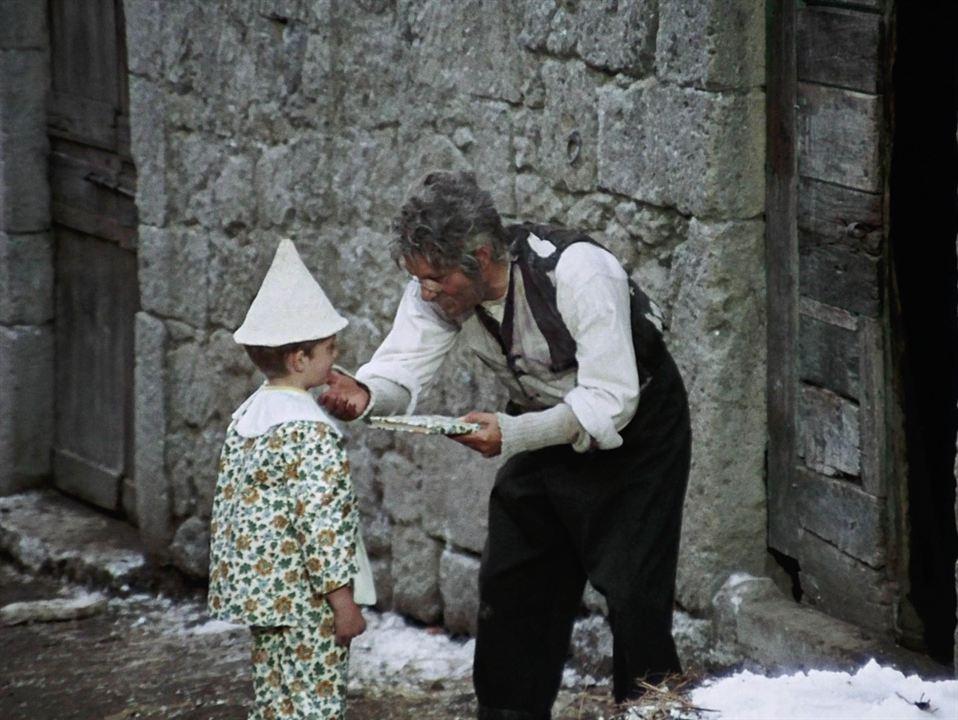 Les Aventures de Pinocchio : Photo Andrea Balestri, Nino Manfredi