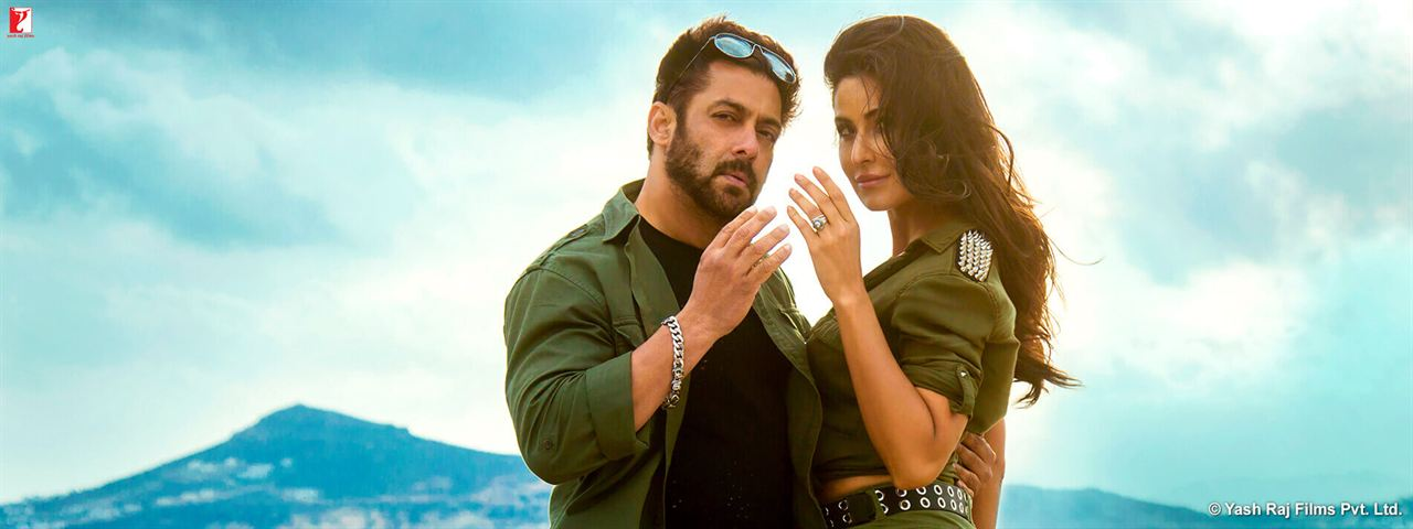 Tiger Zinda Hai : Photo Katrina Kaif, Salman Khan