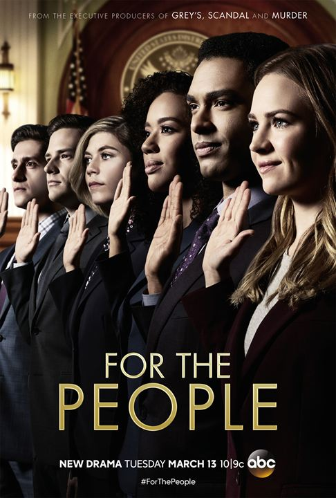For the People (2018) : Affiche