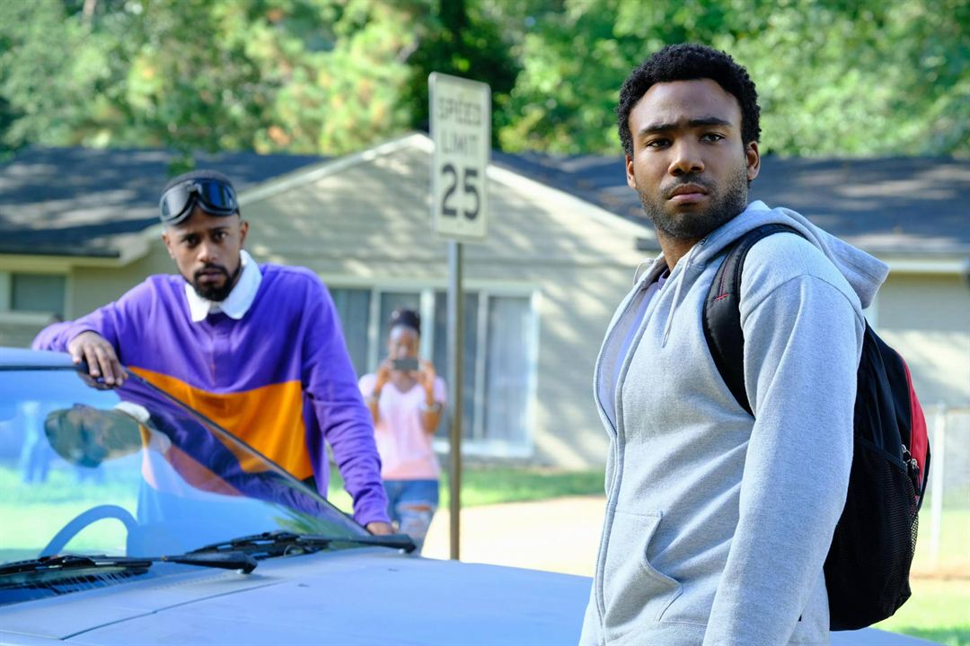 Photo Donald Glover, Lakeith Stanfield
