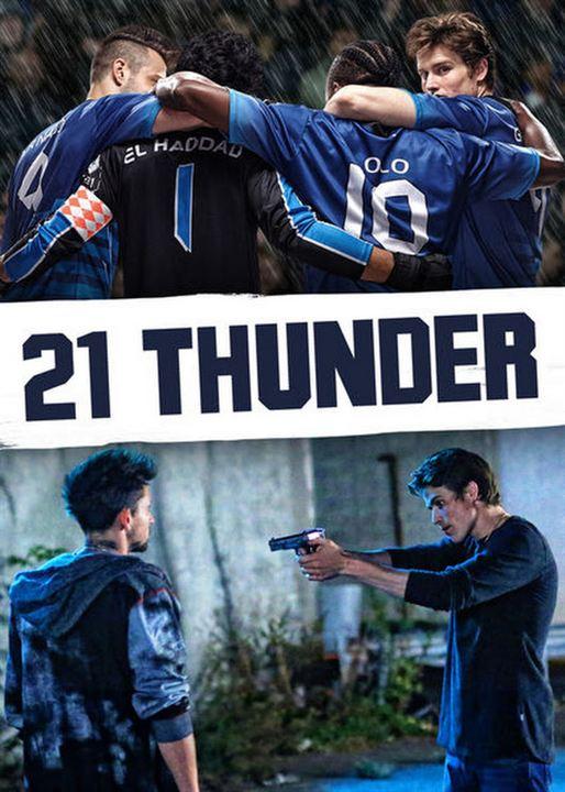 21 Thunder : Affiche