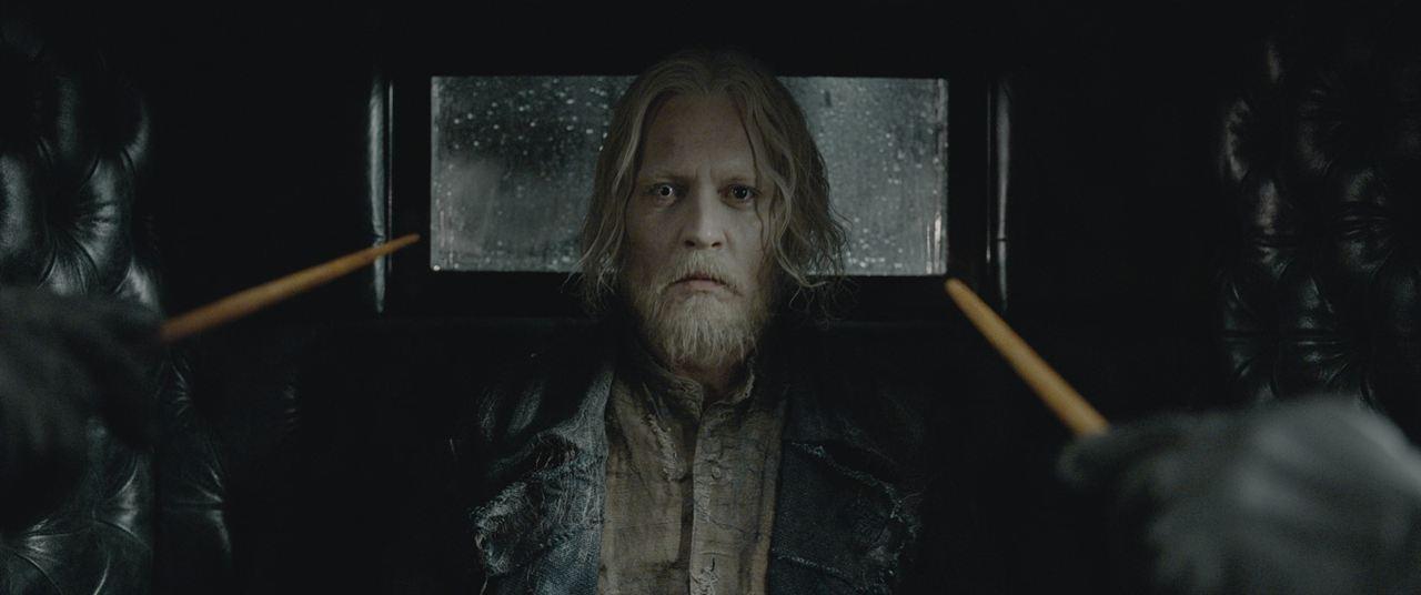 Les Animaux fantastiques : Les crimes de Grindelwald: Johnny Depp