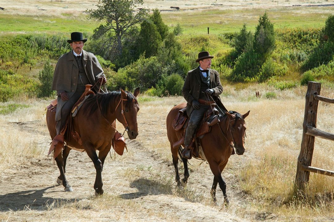 The Ballad of Lefty Brown: Jim Caviezel, Tommy Flanagan