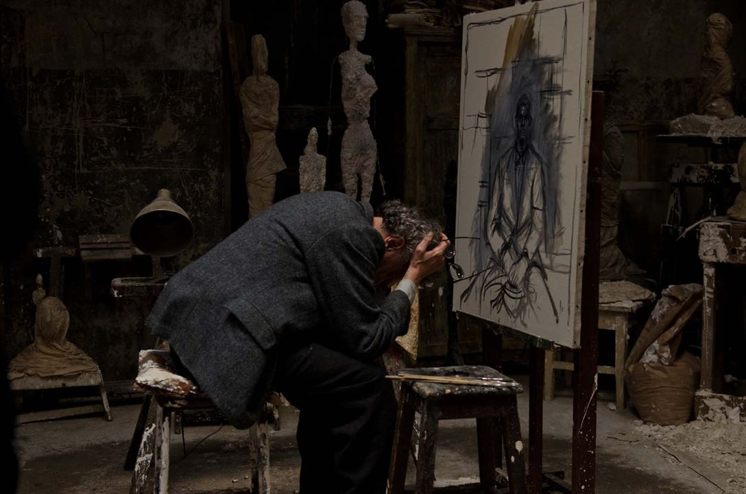 Alberto Giacometti, The Final Portrait : Photo Geoffrey Rush