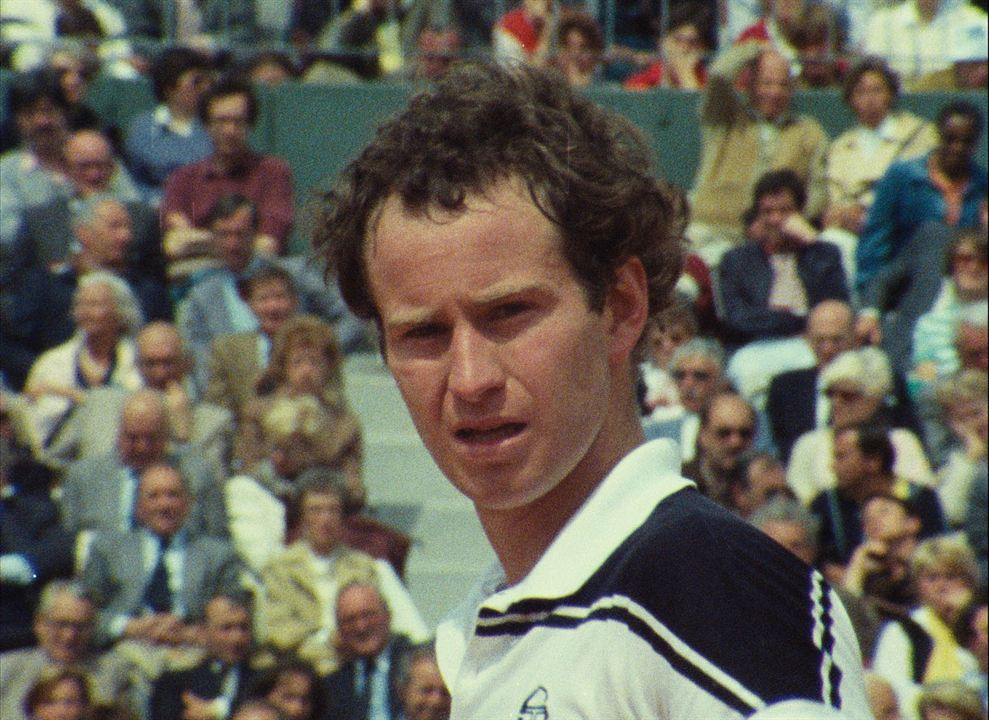 L'Empire de la Perfection : Photo John McEnroe