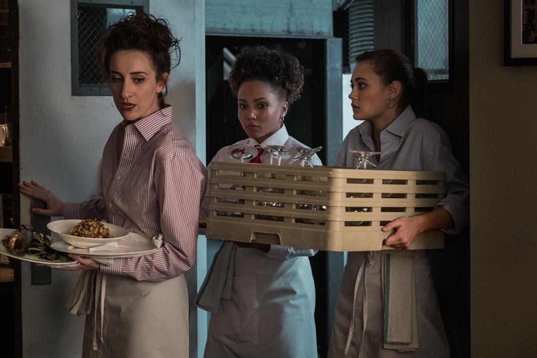 Photo Eden Epstein, Ella Purnell, Jasmine Mathews