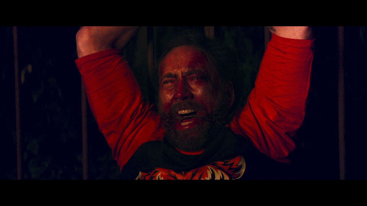 Mandy : Photo Nicolas Cage