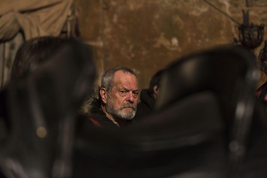 L'Homme qui tua Don Quichotte : Photo Terry Gilliam