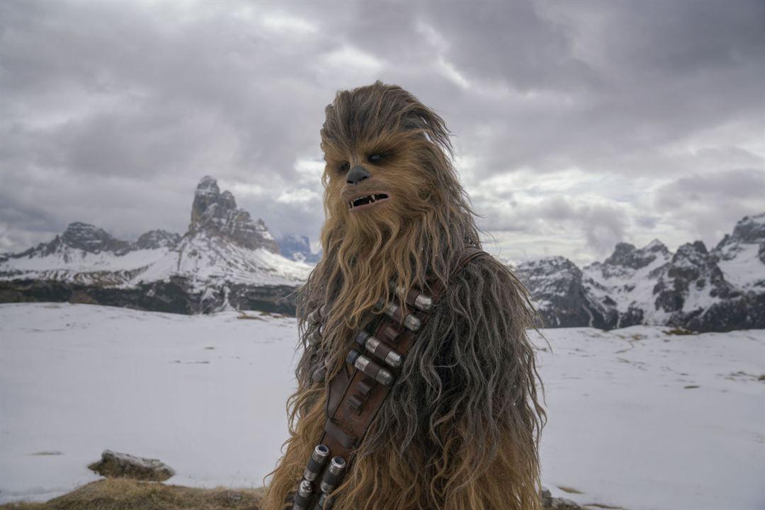 Solo: A Star Wars Story: Joonas Suotamo
