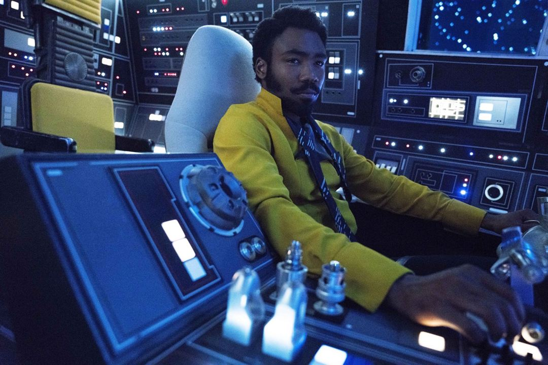 Solo: A Star Wars Story: Donald Glover